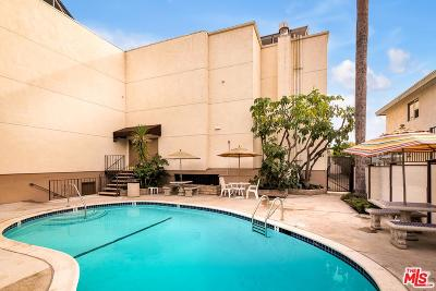 Studio City Condo/Townhouse Sold: 12801 Moorpark Street #102