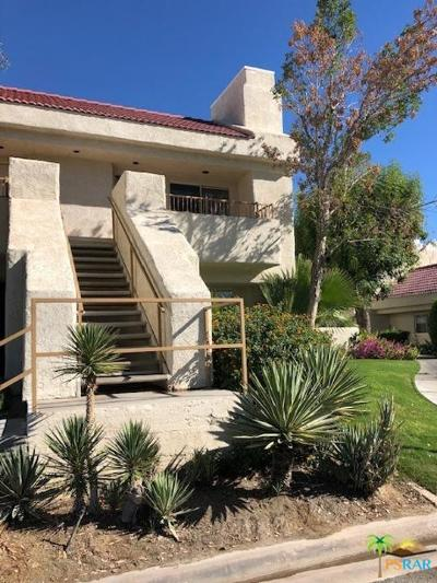 Cathedral City Condo/Townhouse For Sale: 32505 Candlewood Drive #114