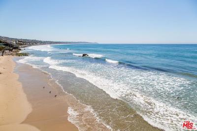 Malibu CA Single Family Home For Sale: $7,850,000