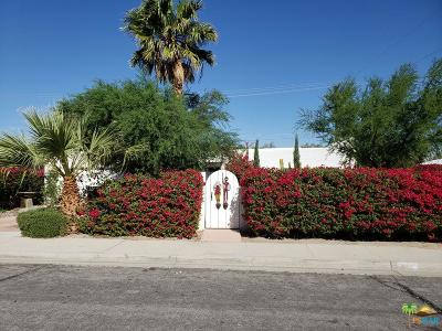 Palm Springs Single Family Home For Sale: 370 West Sunview Avenue