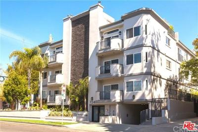 Los Angeles County Condo/Townhouse For Sale: 724 South Westgate Avenue #PH2
