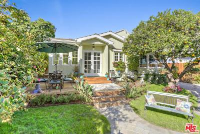 Los Angeles County Single Family Home For Sale: 7770 Fountain Avenue