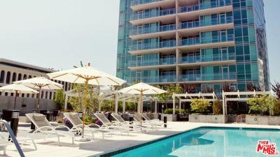 Los Angeles Condo/Townhouse For Sale: 3785 Wilshire #710