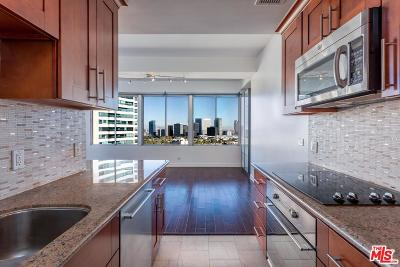 Los Angeles Condo/Townhouse For Sale: 10501 Wilshire #2207