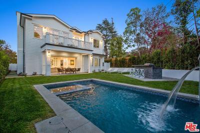Sherman Oaks Single Family Home For Sale: 4169 Hazeltine Avenue