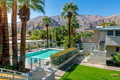 Palm Springs Condo/Townhouse For Sale: 155 West Hermosa Place #9