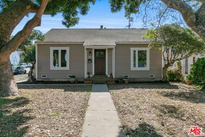 Los Angeles County Single Family Home For Sale: 7300 West 85th Street