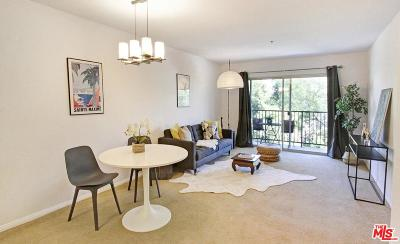 Sherman Oaks Condo/Townhouse For Sale: 4501 Cedros Avenue #315