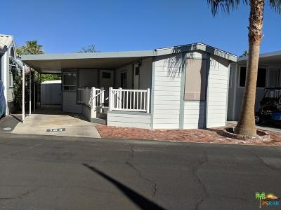 Cathedral City North (335), Cathedral City South (336) Mobile Home For Sale: 69801 Ramon Road #104