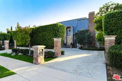 Beverly Hills Single Family Home For Sale: 607 North Camden Drive