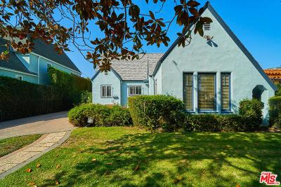 Beverlywood Vicinity (C09) Single Family Home For Sale: 1753 South Shenandoah Street