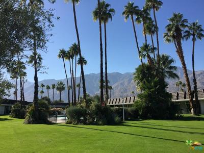 Palm Springs Condo/Townhouse For Sale: 2653 East Jacaranda Road