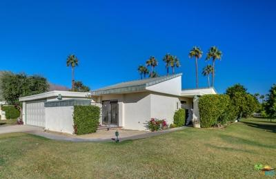 Palm Springs Condo/Townhouse For Sale: 1758 East Sonora Road