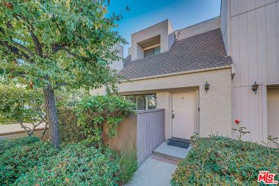 Sherman Oaks Condo/Townhouse For Sale: 15173 Magnolia #A