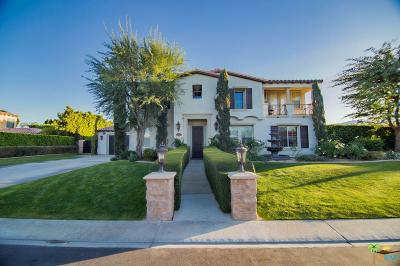 Indio Single Family Home For Sale: 80559 Plum Lane