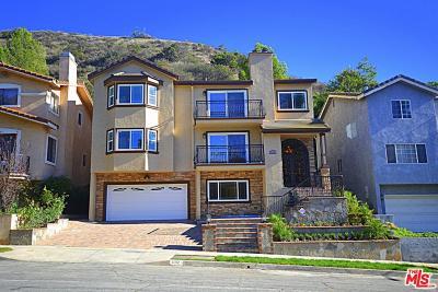 Burbank Single Family Home For Sale: 515 South Via Montana