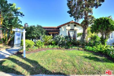 Beverlywood Vicinity (C09) Single Family Home For Sale: 2626 South Bedford Street