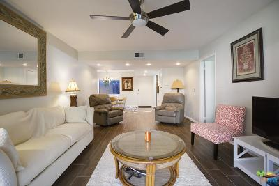 Palm Springs Condo/Townhouse For Sale: 1050 East Ramon Road #7