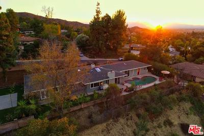 Sunland Single Family Home For Sale: 9715 Sombra Terrace Street