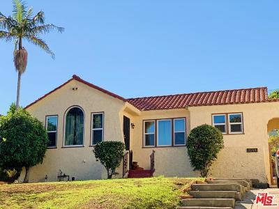 Los Angeles County Single Family Home For Sale: 1349 South Burnside Avenue