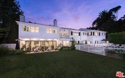 Los Angeles County Single Family Home For Sale: 1824 Old Orchard Road