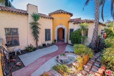 Los Angeles County Single Family Home For Sale: 101 South Crescent Heights