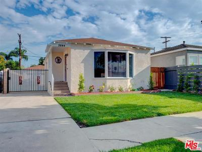Los Angeles County Single Family Home For Sale: 2644 South Spaulding Avenue