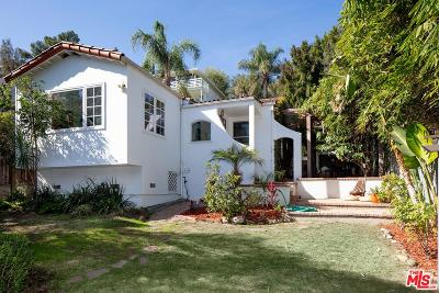 Los Angeles Single Family Home For Sale: 2508 Lake View Avenue