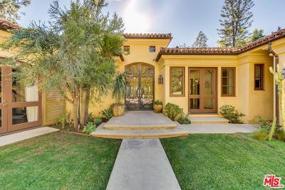 Los Angeles County Rental For Rent: 9530 Hidden Valley Road