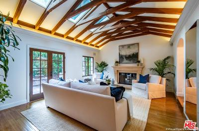 Beverly Hills Single Family Home For Sale: 1648 North Beverly Drive