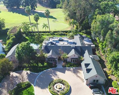 Beverly Hills Single Family Home For Sale: 9996 Sunset Boulevard