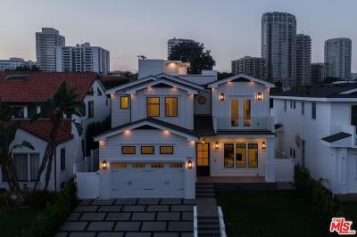 Single Family Home For Sale: 10621 Ohio Avenue