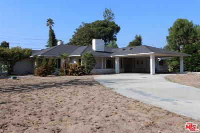 Los Angeles County Single Family Home For Sale: 581 Madre Street