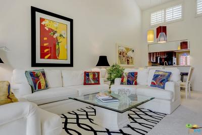 Palm Desert Condo/Townhouse For Sale: 38945 Palm Valley Drive