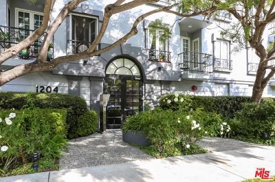Condo/Townhouse For Sale: 1204 Roxbury Drive #1C
