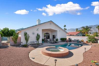 Cathedral City Single Family Home For Sale: 67720 Ovante Road