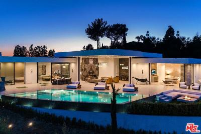 Beverly Hills Single Family Home For Sale: 2200 Summitridge Drive