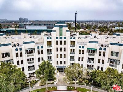 Playa Vista Condo/Townhouse For Sale: 5625 Crescent Park #416
