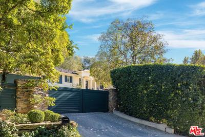 Beverly Hills Single Family Home For Sale: 2276 Bowmont Drive