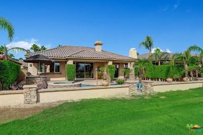 La Quinta Single Family Home For Sale: 57690 Black Diamond