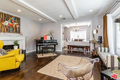 Single Family Home For Sale: 4729 Columbus Avenue
