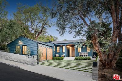 Studio City Single Family Home Sold: 12061 Mound View Place