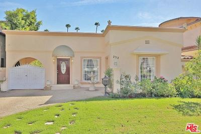 Beverly Hills Rental For Rent: 232 South Maple Drive