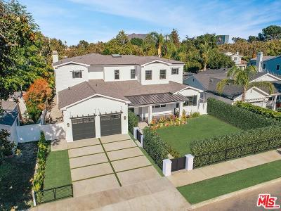 Studio City Single Family Home For Sale: 4552 Camellia Avenue