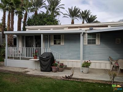 Cathedral City North (335), Cathedral City South (336) Mobile Home For Sale: 69801 Ramon Road #246