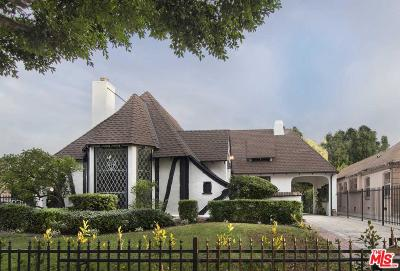 Los Angeles County Single Family Home For Sale: 6607 West Olympic