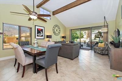 Palm Springs Condo/Townhouse For Sale: 2384 Kirkwood Drive