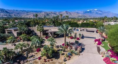 Rancho Mirage Single Family Home For Sale: 7 Coronado Court