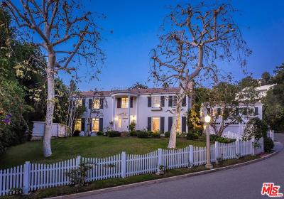 Beverly Hills Single Family Home For Sale: 1465 Lindacrest Drive
