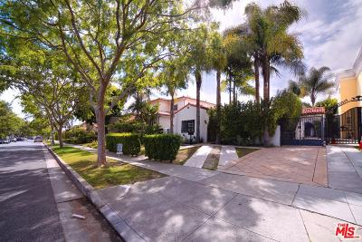 Beverly Hills Rental For Rent: 333 South Crescent Drive